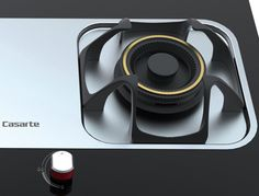 This cooktop from Haier also features a technical innovation, both burners are equipped with a temperature sensor that automatically extinguishes the flame when it senses that a pot is overheated. …