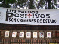 Falsos Positivos-Colombia