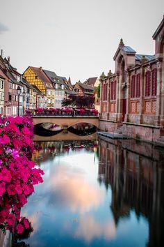 Colmar, France by Jamie Williams on 500px
