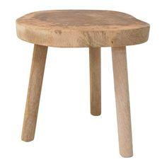 Haal een stukje natuur in huis met de Boom bijzettafel van HKliving! Dit leuke tafeltje is gemaakt van mangohout en geheel onbewerkt. Als bijzettafel is hij handig voor naast de bank of stoel. Hij staat goed in een rustiek, Scandinavisch interieur!