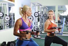 Siłownia: plan treningowy dla początkujących kobiet