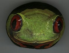 [Froggy] - Julia's Painted Pets