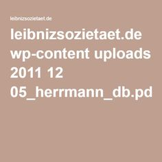 leibnizsozietaet.de wp-content uploads 2011 12 05_herrmann_db.pdf