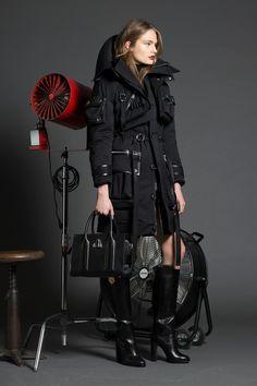 Dsquared2 Pre-Fall 2016 Fashion Show