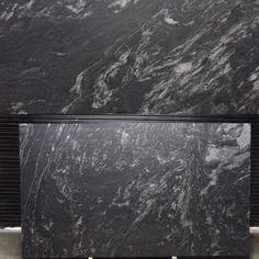 Oscuro Mist Learhered Side Granite Oscuromistleathered Blackgranite Leatheredgranite Granitecountertops Oscuromistgranite