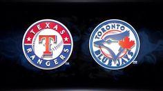 Ayer obtienen ventaja los #TexasRangers sobre #BlueJays 5-3 para el primer juego de la serie #MLBPlayoffs