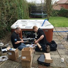Hot Tub Servicing & Repairs | Hampshire, Dorset & Sussex | Happy Hot Tubs Hot Tub Service, River Spa, Spa Branding, Happy Hot, When You Come Home, Hot Tubs, Hampshire, Bubbles, Finding Yourself