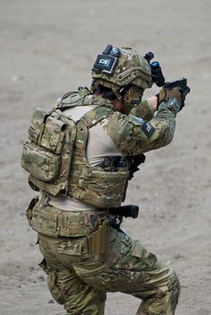 #combat #action #activity #military #war #operator