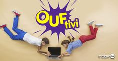 OUFtivi, le site de la RTBF pour les enfants avec des vidéos, de la musique et des jeux. Inscris-toi pour créer ton avatar et laisser des commentaires. Ouftivi, c'est aussi tous les jours à la télé sur La Trois.