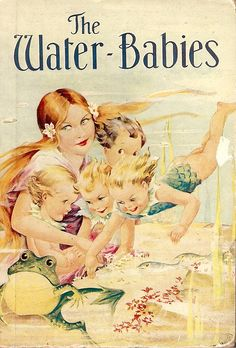 The Water Babies was written by Charles Kingsley for his youngest son in 1863. His classic tale of redemption, provides a moral theme for treating others with the Golden Rule.