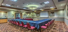 ....meeting room for Saturday April 18th, 2015 at the Host Hotel
