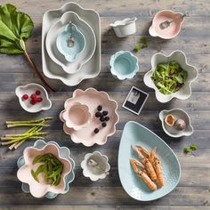 Swedish Ceramics in Pastel Tones - cermaics - by Sagaform Toast Rack, Ceramic Houses, Nordic Home, Egg Cups, Home Trends, Dinner Sets, Dinnerware Sets, Dream Decor, Serving Dishes
