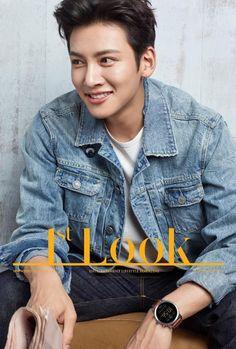 ❤❤ 지 창 욱 Ji Chang Wook ♡♡ [CF] Ji Chang Wook gets timely for Fossil via Look magazine Ji Chang Wook Abs, Ji Chang Wook Healer, Ji Chang Wook Smile, Asian Actors, Korean Actors, Korean Dramas, Look Magazine, Kdrama Actors, Cute Actors