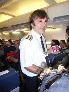 Captains service Bruce