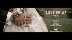 """Sogno di una vita. Guarda il Wedding film e se ti piace clicca """"LIKE"""" all'interno della pagina, sotto il video. Thanks"""