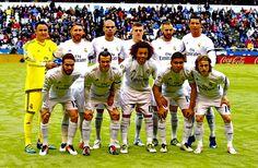 Equipos de fútbol: REAL MADRID 2015-2020