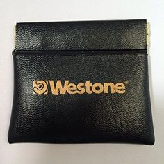 Westone Hearing Aid and Ear Plug Protective Pouch  NEW #Hearing #Aid and #Earplug protective pouch. This pouch keeps your hearing aids protected while not in use. FREE domestic first-class shipping and handling. Don't forget to check out other hearing aid accessories brought to you by the Hearing Aid Battery Club. Thank you for your patronage.