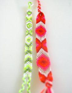 Friendship Bracelets   Purl Soho