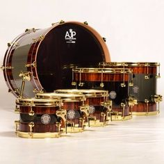 AJP Custom Drum Co.