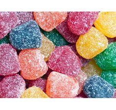 Sour Dots Candy: 5LB Case