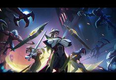 The Real World, Apocalypse, Mobiles, Avatar, Champion, Hero, Lol, Concept, Fan Art