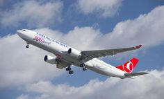 Turkish Airlines celebrates the delivery of its 300th aircraft - http://www.logistik-express.com/turkish-airlines-celebrates-the-delivery-of-its-300th-aircraft/