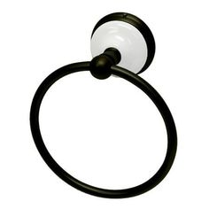 """View the Kingston Brass BA1114 Victorian 6"""" Towel Ring at FaucetDirect.com. 