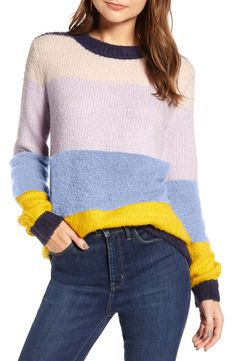 ab51d2bf442 Shop a great selection of Treasure   Bond Crewneck Sweater - Women s  fashion Sweater. Find new offer and Similar products for Treasure   Bond  Crewneck ...