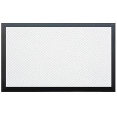 Momentum Mats Teton Weather Resistant White/ Entry Mat (White .50 in. H x 18 in. W x 30 in. L)