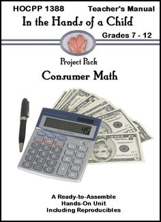 math worksheet : 1000 images about consumer math on pinterest  math curriculum  : High School Consumer Math Worksheets