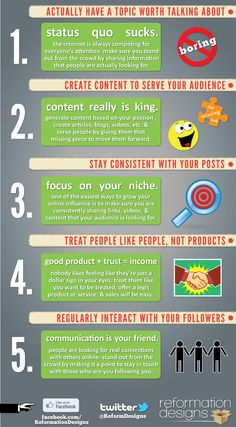 How To Increase Your #Online #Influence In 5 Simple Steps   http://www.digitalinformationworld.com/2013/07/how-to-increase-your-online-influence.html
