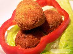 Falafel, Smoothie, Sausage, Paleo, Beef, Stuffed Peppers, Vegetables, Food, Bulgur