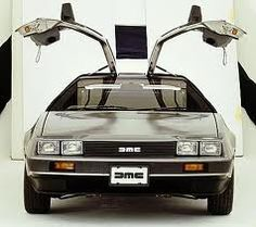 Delorian.... Thought This Car Was Sooooo Cool With The Doors and Michael J Fox Made It Even Better In Back To The Future LOL