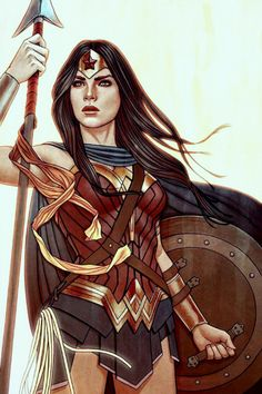 DC Comics seem to be a little cheapskate about releasing variant covers for the current Final Order Cut-Off titles this week. But we have Jenny Frison& Wonder Woman Kunst, Wonder Woman Art, Wonder Woman Comic, Wonder Women, Comic Book Characters, Comic Character, Comic Books Art, Comic Art, Marvel Girls