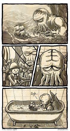 Ou talvez Ele é apenas triste porque ele realmente queria, em vez de um navio pirata LEGO para o Natal.