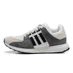 free shipping e46f6 1fa73 Adidas EQT Support 93 16 Grey White Black Adidas Equipt Support Gray White  Black S79112 2018
