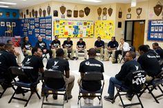 Young black men face daunting odds in life. These programs can help - The Washington Post