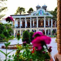 Shapoori palace - Shiraz - Iran | surfingpersia.com