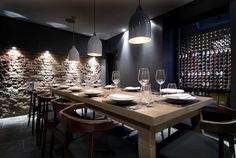 restaurant basement dining room - Google Search