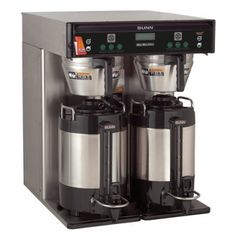 BUNN Twin Infusion Series Coffee Brewer >>> Click image for more details.