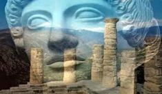 Oracle Of Delphi, Greek Music, Simple Minds, Ancient Greece, Mythology, Mount Rushmore, Places To Visit, World, Artwork