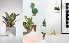 11 DIY Planters Your Houseplants Need  - HouseBeautiful.com