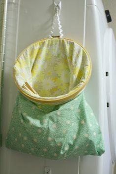embroidery hoop bags