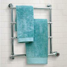 Luxe Hydronic Towel Warmer