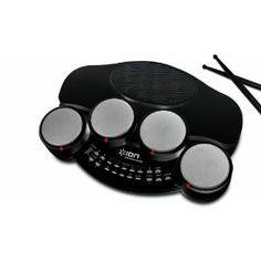 ION Audio Discover Drums MKII Tabletop Electronic Drums