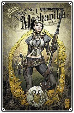 Dans la Biblio de Koko: Lady Mechanika, tome 1 : Le mystère du corps mécan...