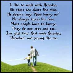 Miss my grandpa so much