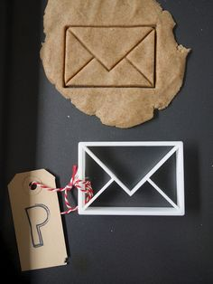 Envelope Cookie Cutter - product images  of