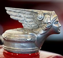 1928 Buick Cutsom Speedster Hood Ornament 2 by Jill Reger..Re-pin...Brought to you by #CarInsurance at #HouseofInsurance in Eugene, Oregon