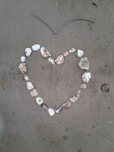 shell heart <3